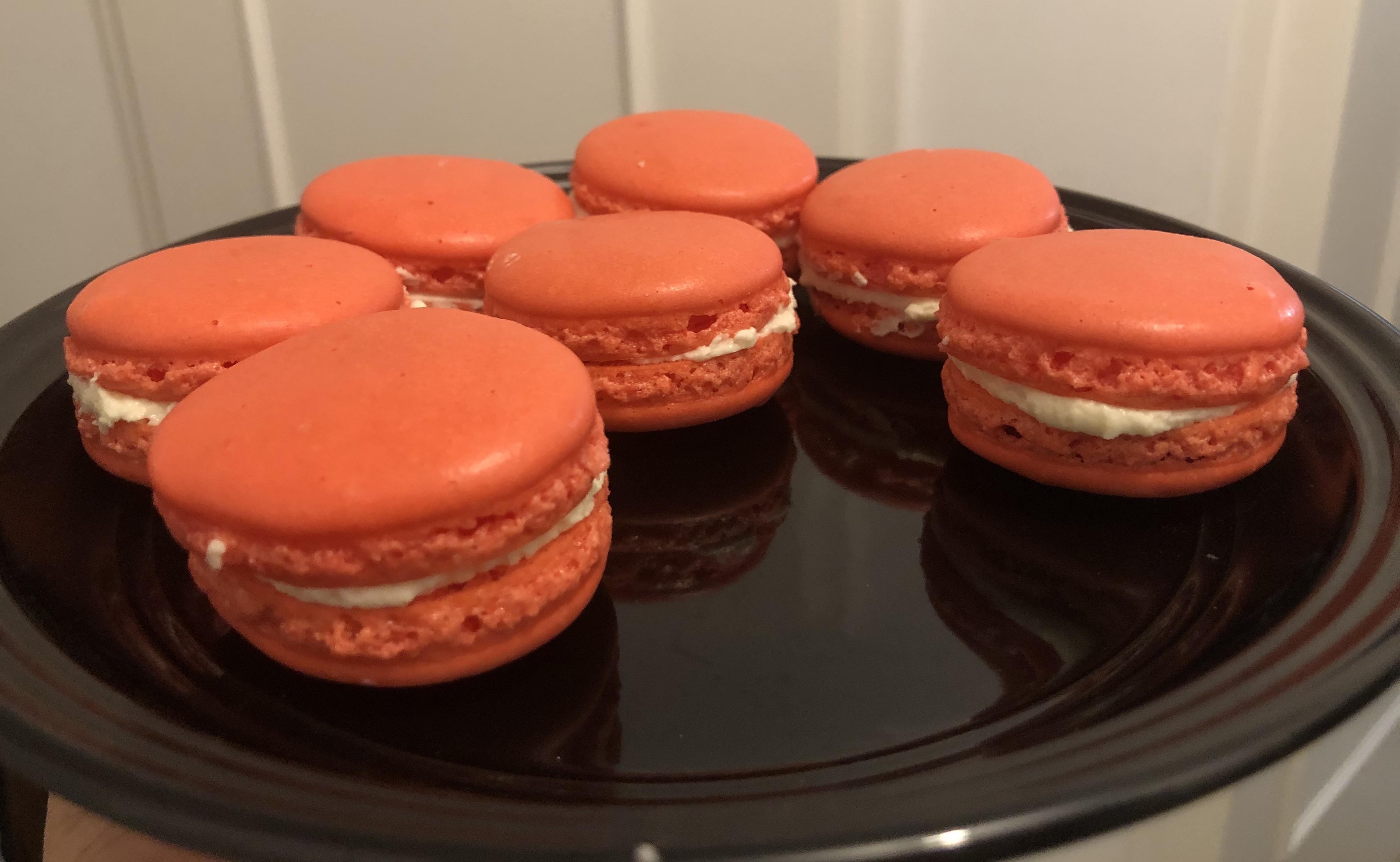 Finally, Macarons!